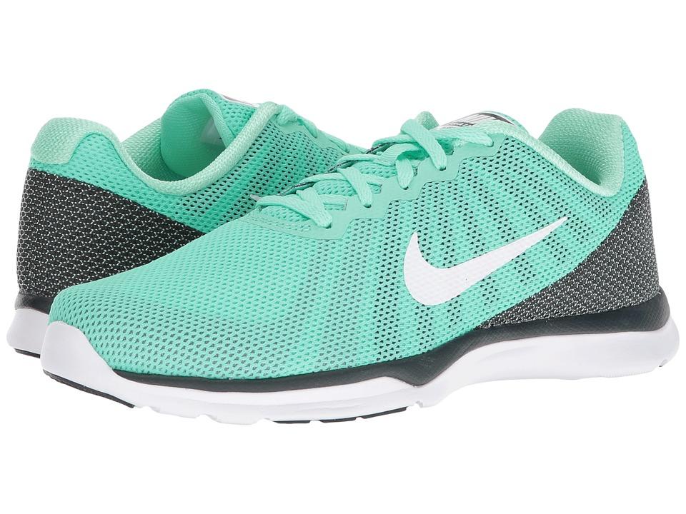Nike - In-Season TR 6 (Green Glow/White/Urban Lilac/Force Purple) Women's Cross Training Shoes