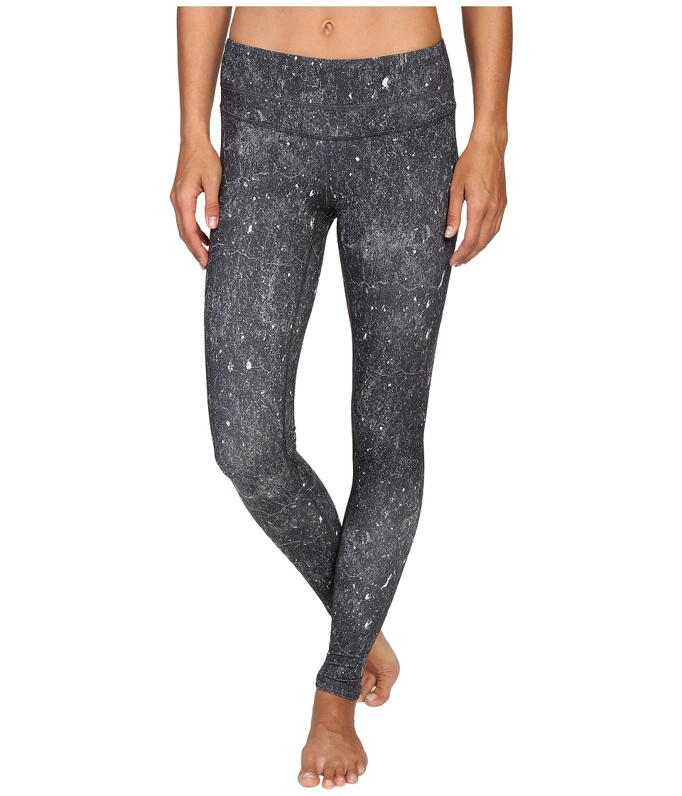 Lucy - Studio Hatha Legging (Grey Constellation Print 2) Women's Workout