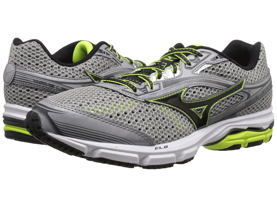 Mizuno - Wave Legend 3 (Alloy/Black) Men's Shoes