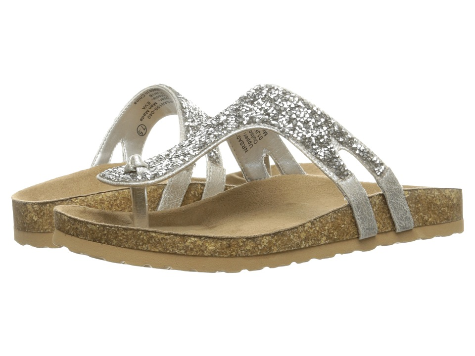 Not Rated - Bushey (Silver) Women's Sandals