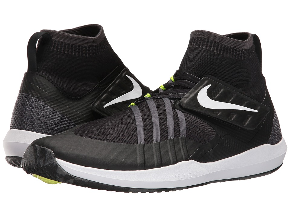 Nike - Train Dynamic (Black/White/Dark Grey/Volt) Men's Cross Training Shoes