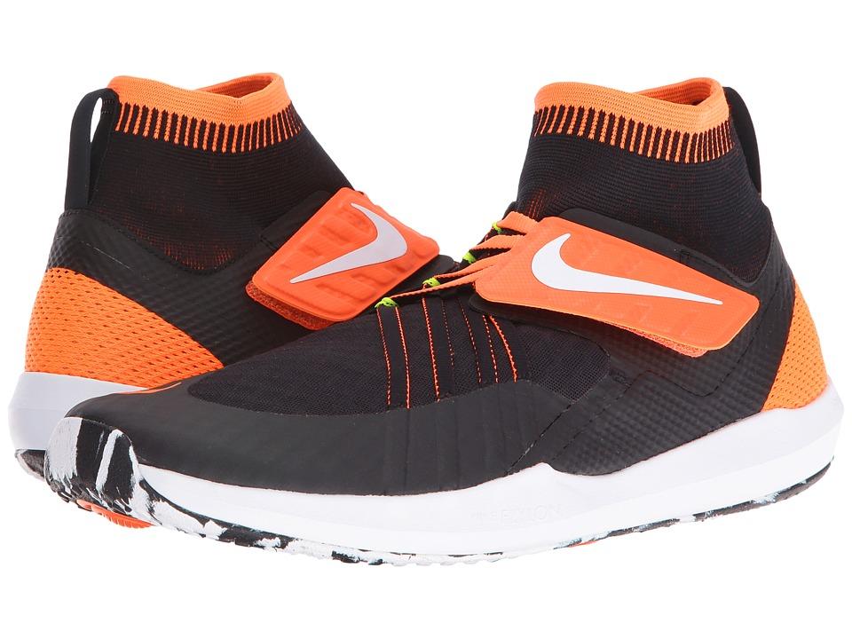 Nike - Train Dynamic (Black/Black/Total Crimson/White) Men's Cross Training Shoes