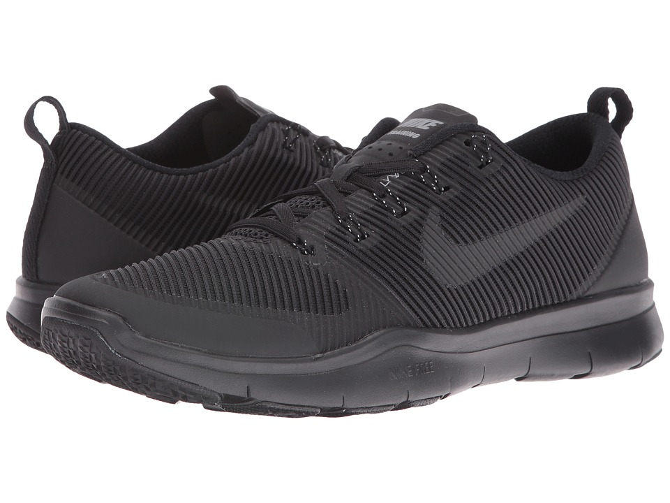 Nike - Free Train Versatility (Black/Black) Men's Cross Training Shoes