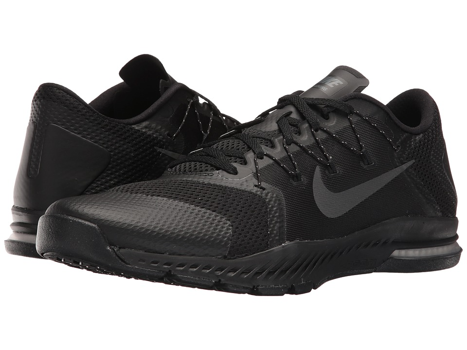 Nike - Zoom Train Complete (Black/Black) Men's Cross Training Shoes