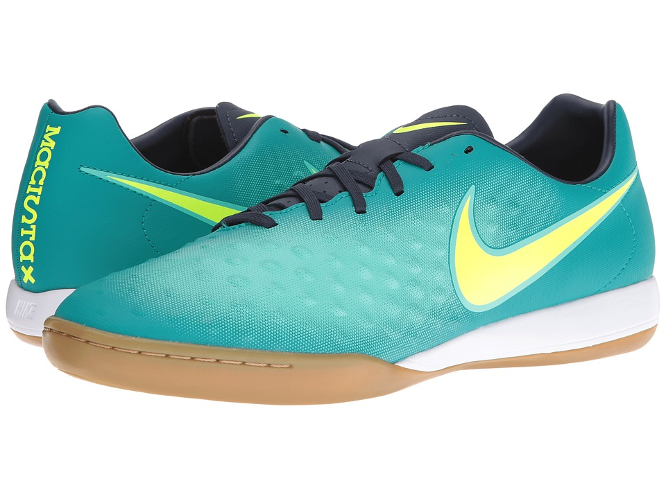 Nike - Magista Onda II IC (Rio Teal/Volt/Obsidian/Clear Jade) Men's Shoes