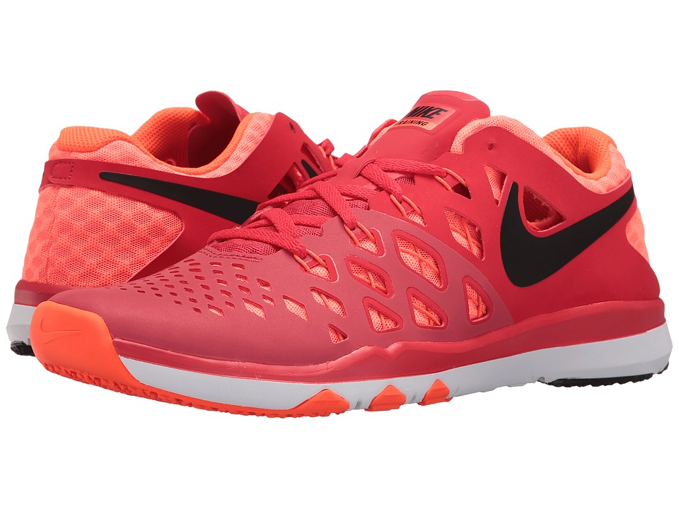 Nike - Train Speed 4 (Action Red/Black/Total Crimson/Blue Glow) Men's Shoes