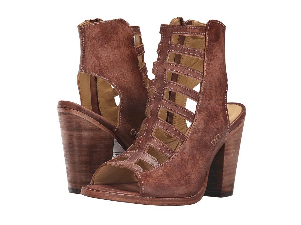 Bed Stu - Occam (Teak Driftwood Leather) High Heels