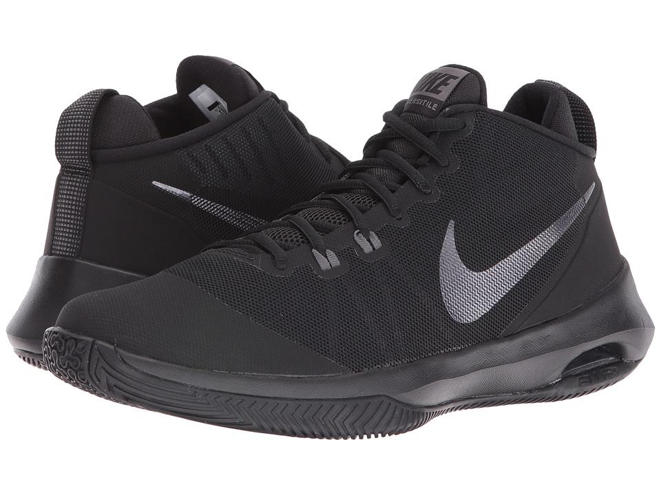 7a369e516344 ... UPC 675911589892 product image for Nike - Air Versatile Nubuck  (Black Metallic Dark Grey ...