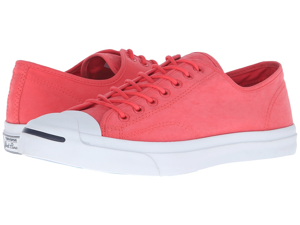 Converse - Jack Purcell Ox (Blush) Lace up casual Shoes
