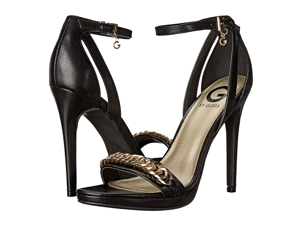 G by GUESS - Gifted (Black PU) High Heels