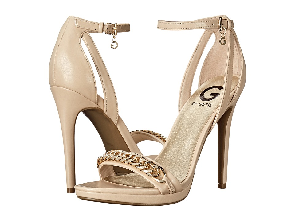 G by GUESS - Gifted (Sand PU) High Heels