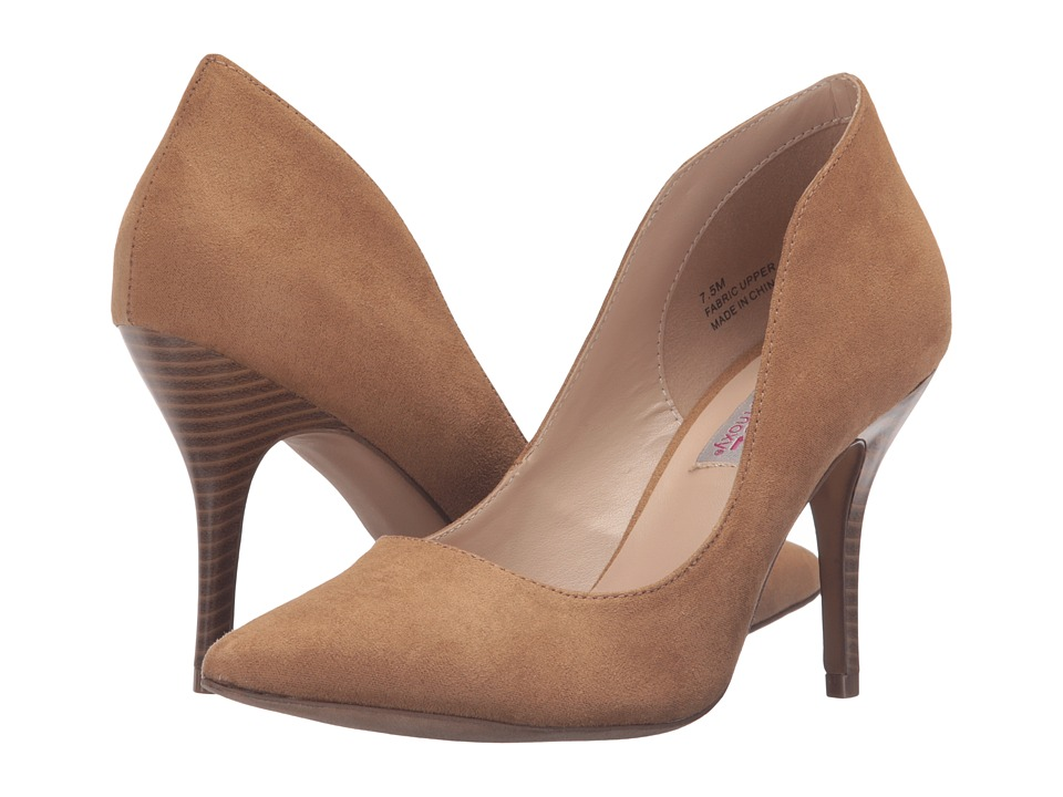 DOLCE by Mojo Moxy - Theresa (Camel 1) High Heels