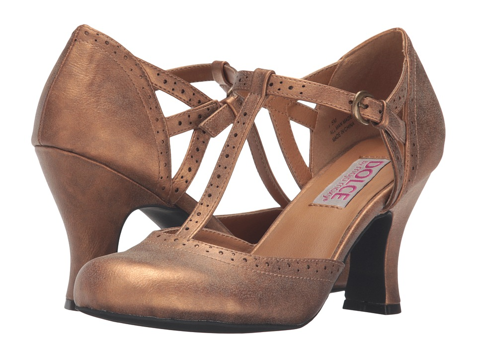 DOLCE by Mojo Moxy - Lonnie (Copper) High Heels