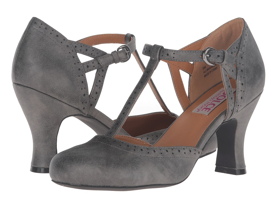 DOLCE by Mojo Moxy - Lonnie (Pewter) High Heels