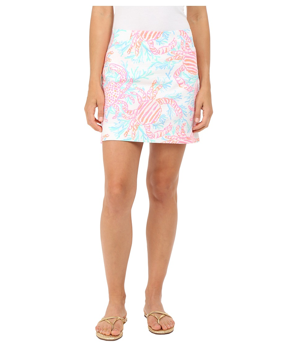 Lilly Pulitzer - Marigold Skort (Resort White Getting Steamy) Women's Skort