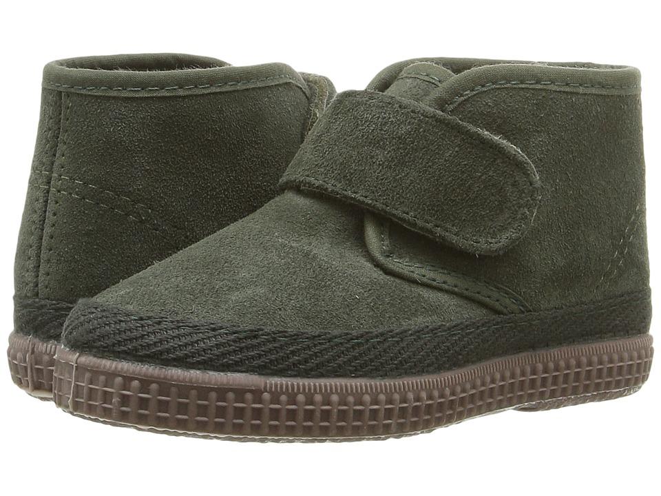Cienta Kids Shoes - 975065 (Toddler/Little Kid) (Verde) Girl's Shoes