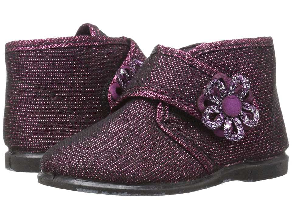 Cienta Kids Shoes - 108011 (Infant/Toddler/Little Kid) (Maroon) Girl's Shoes