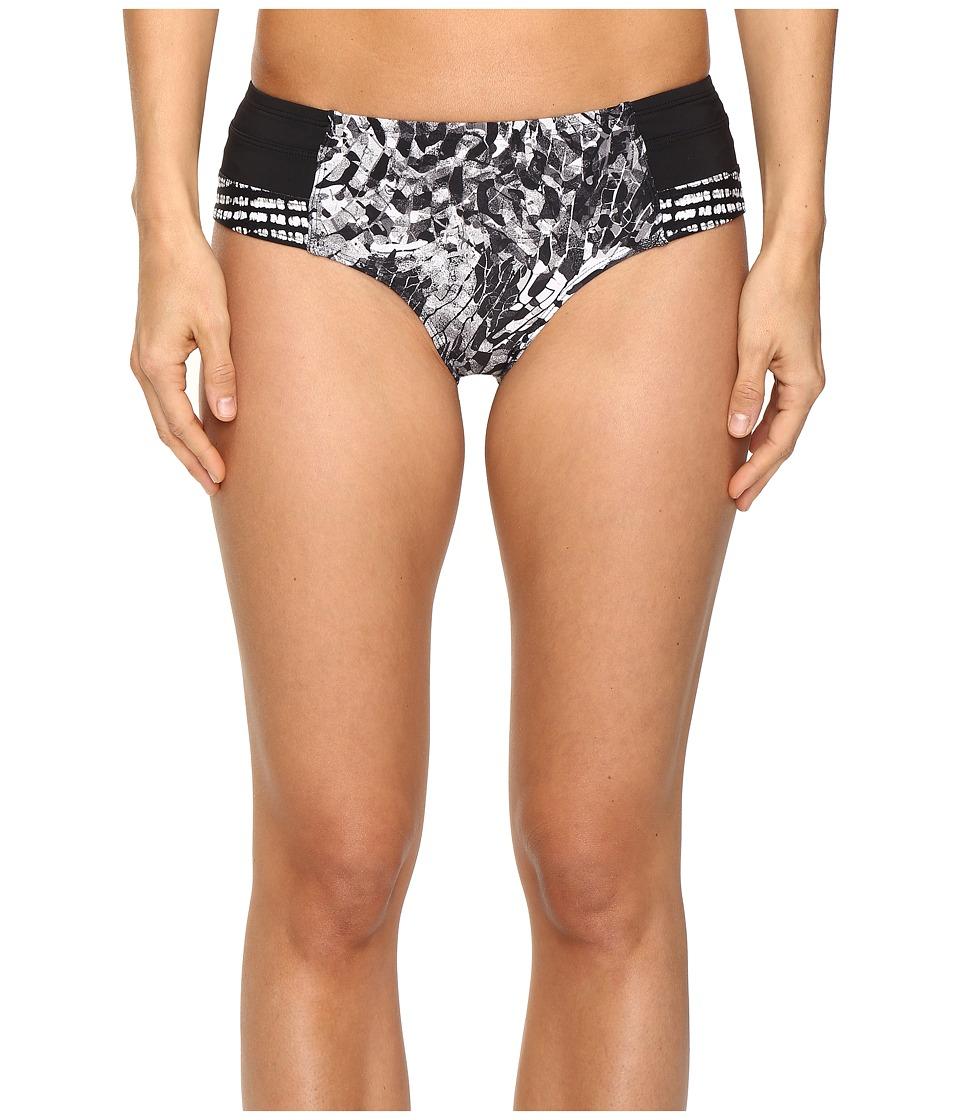 Lole - Dauphinee Bottom (Black Monarch) Women's Swimwear