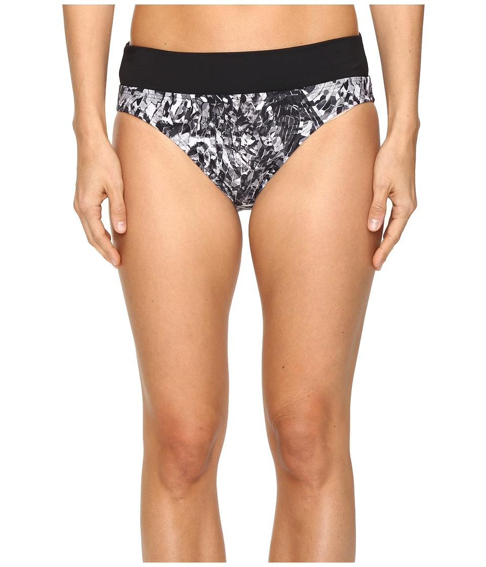 Lole - Mojito Bottom (Black Monarch) Women's Swimwear