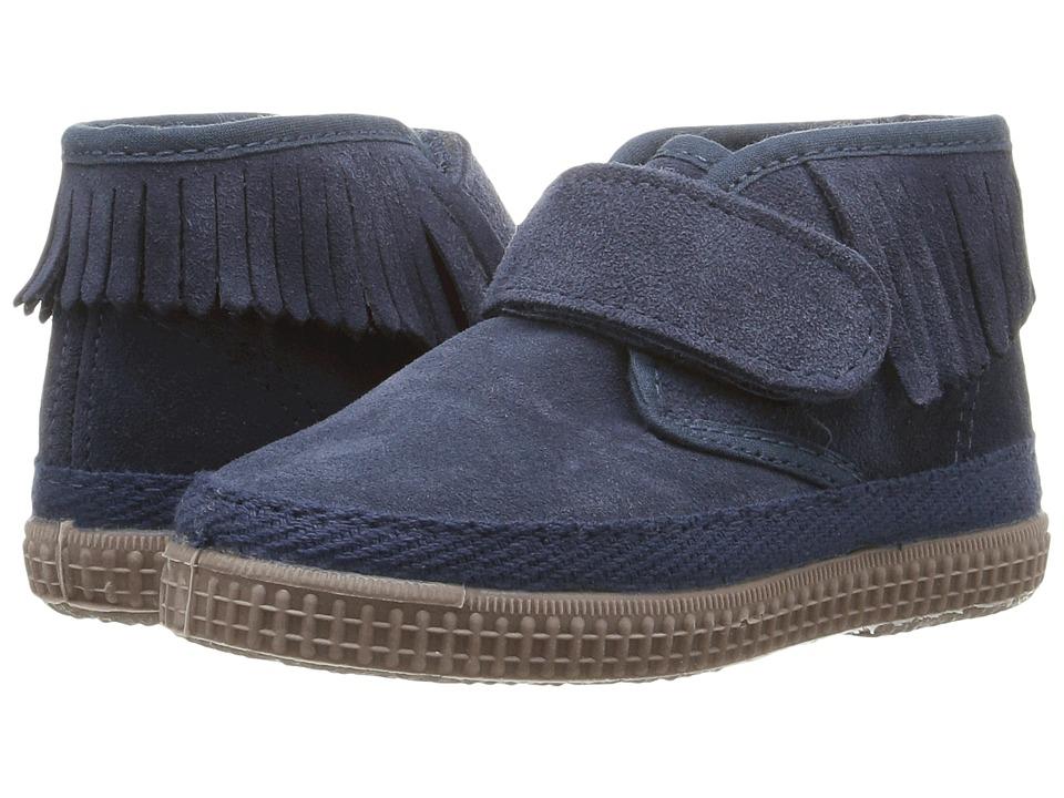 Cienta Kids Shoes - 977065 (Toddler/Little Kid) (Blue) Kid's Shoes