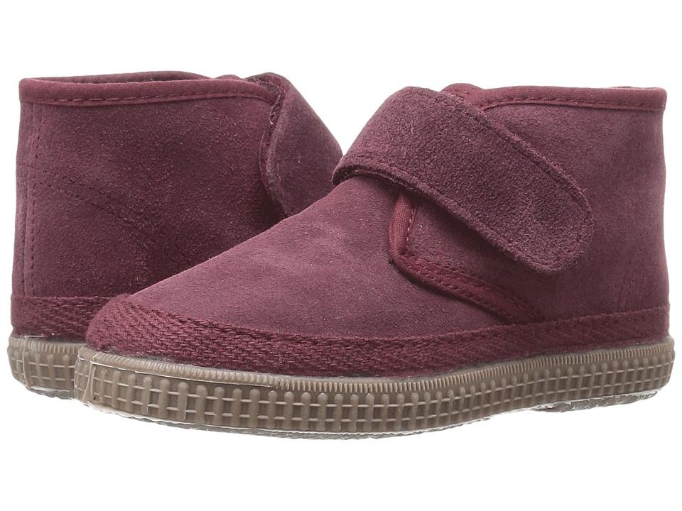 Cienta Kids Shoes - 975065 (Toddler/Little Kid) (Maroon) Kid's Shoes