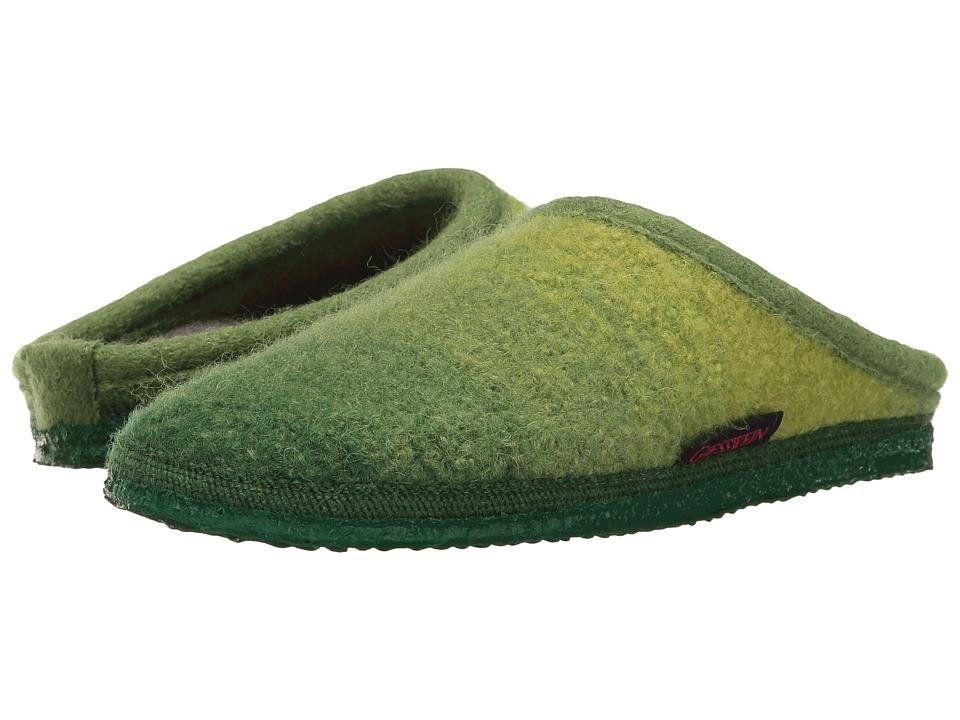 Giesswein - ALM (Green) Slippers