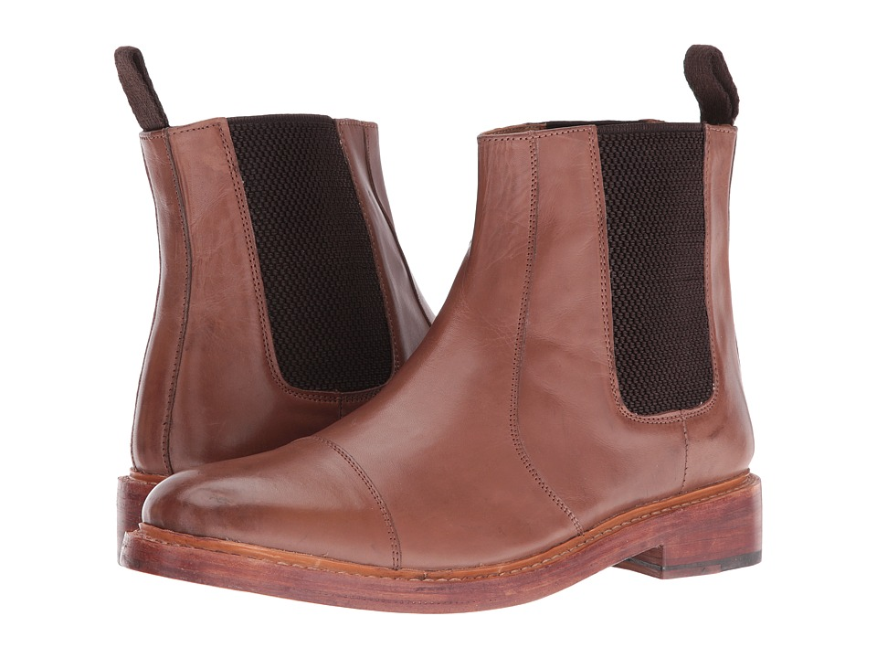 Lotus - Lexton (Brown Leather) Men's Pull-on Boots