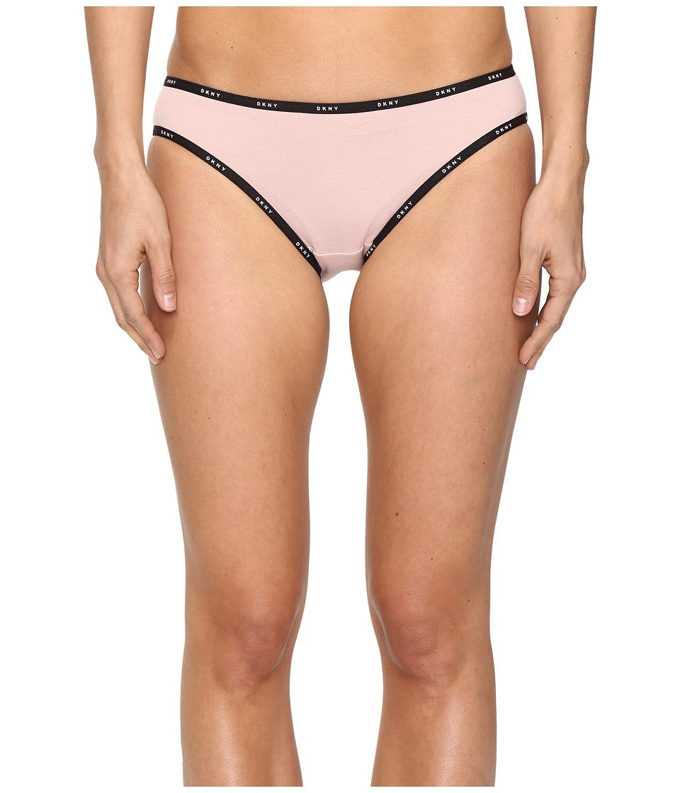 DKNY Intimates - Comfort Classics Bikini Panty (Rose Mist) Women's Underwear