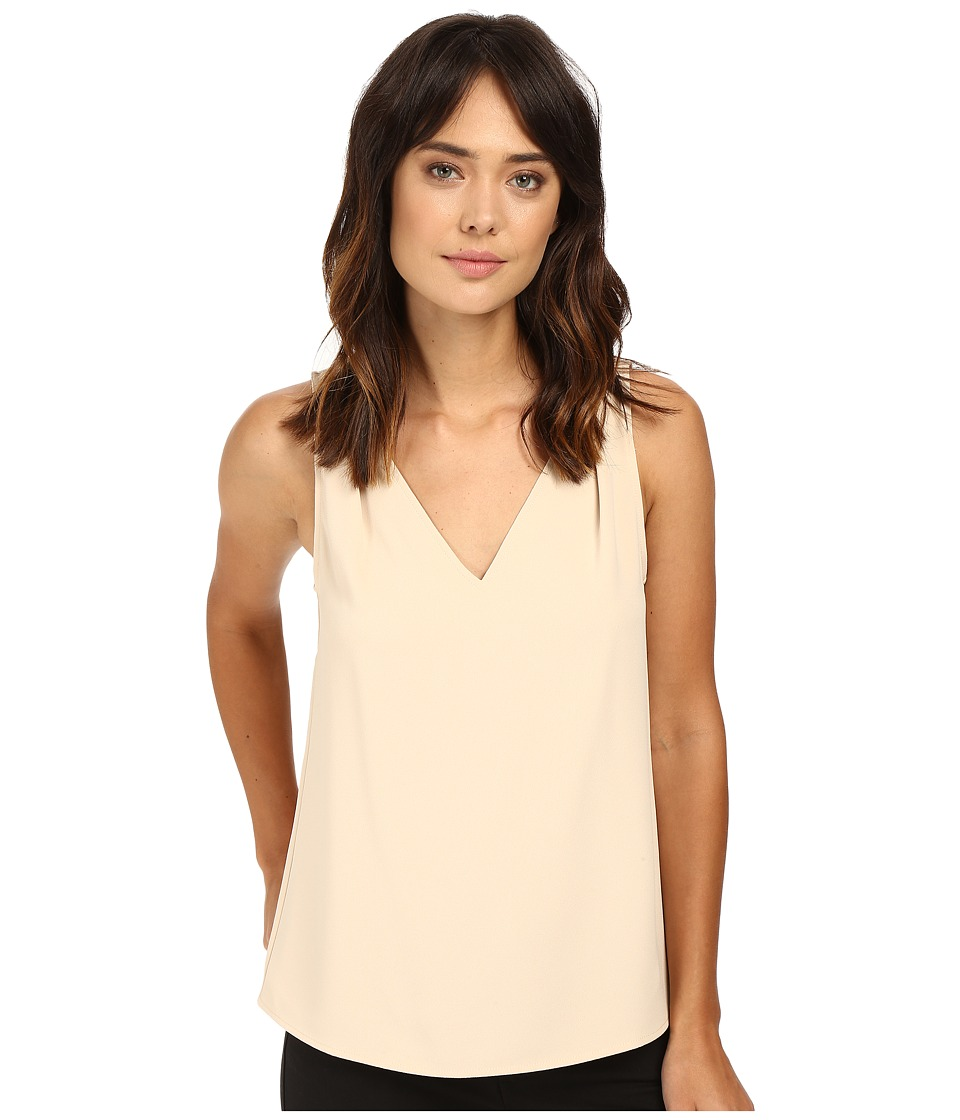 Trina Turk - Dulcet Top (Flawless Beige) Women's Clothing