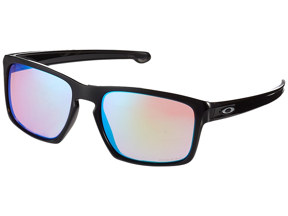 Oakley - Turbine (Polished Black w/ Prizm Golf) Sport Sunglasses