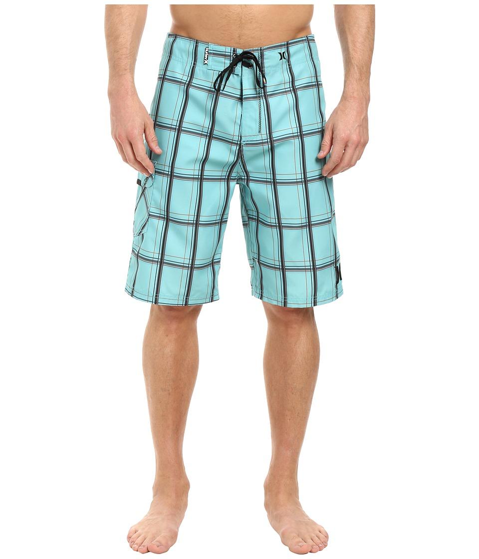 Hurley - Puerto Rico Boardshort (Washed Teal) Men's Swimwear