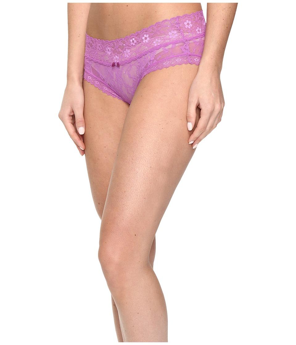 DKNY Intimates - Signature Lace Bikini 543000 (Lilac) Women's Underwear