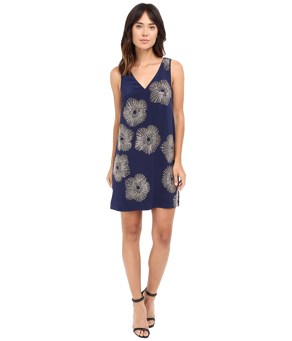 Trina Turk - Glitterati Dress (Midnight) Women's Dress