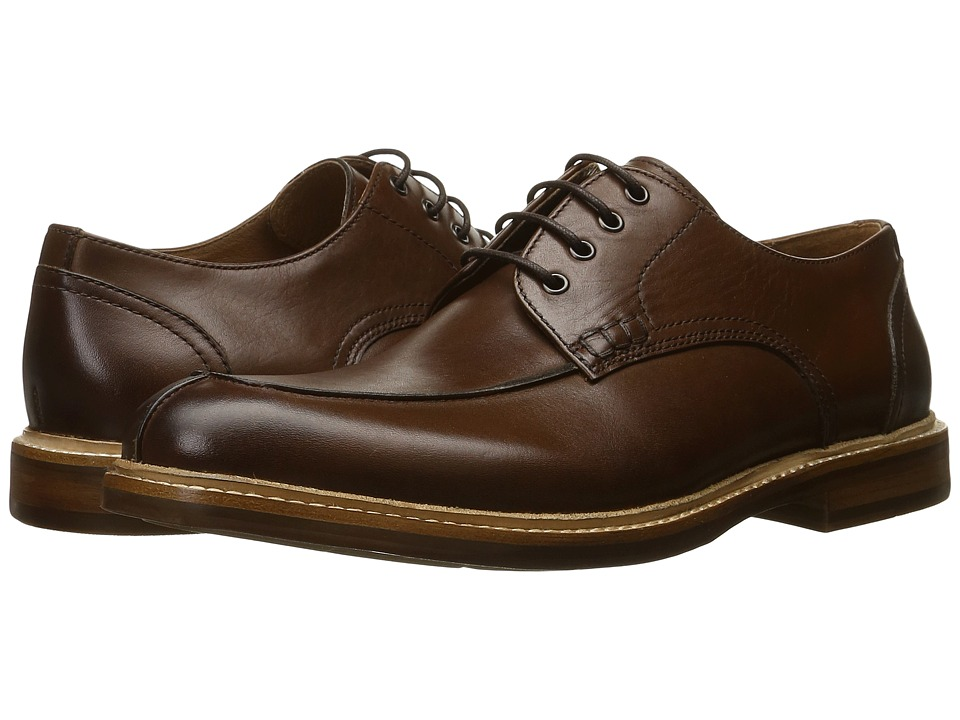 Kenneth Cole New York - Best Bud (Cognac) Men's Lace up casual Shoes