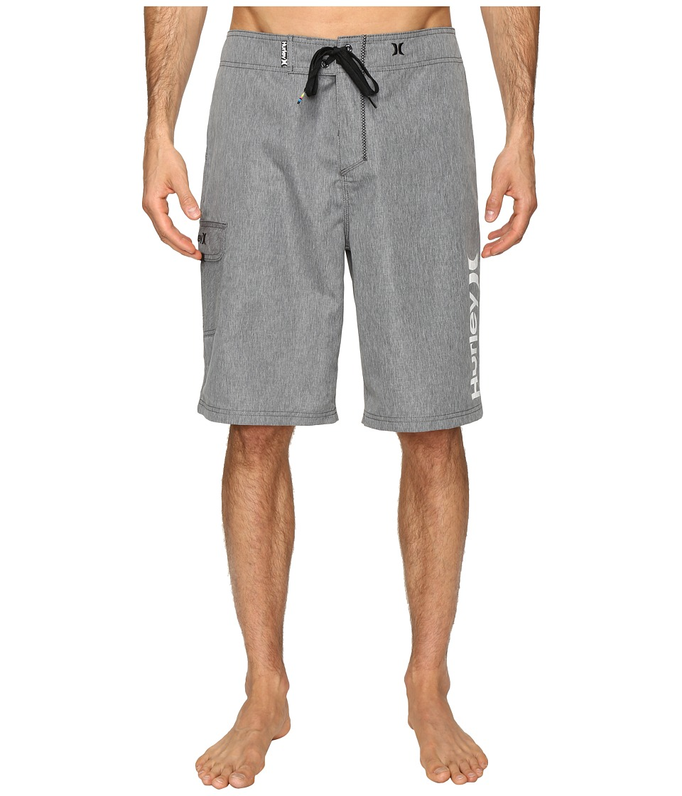 Hurley - Heathered One Only 22 Boardshorts (Cool Grey) Men's Swimwear