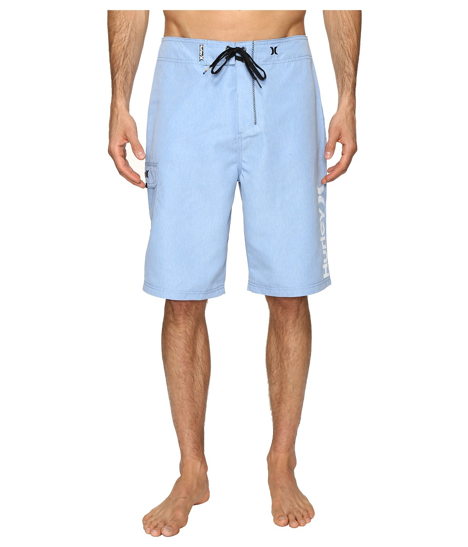 Hurley - Heathered One Only 22 Boardshorts (Light Blue) Men's Swimwear