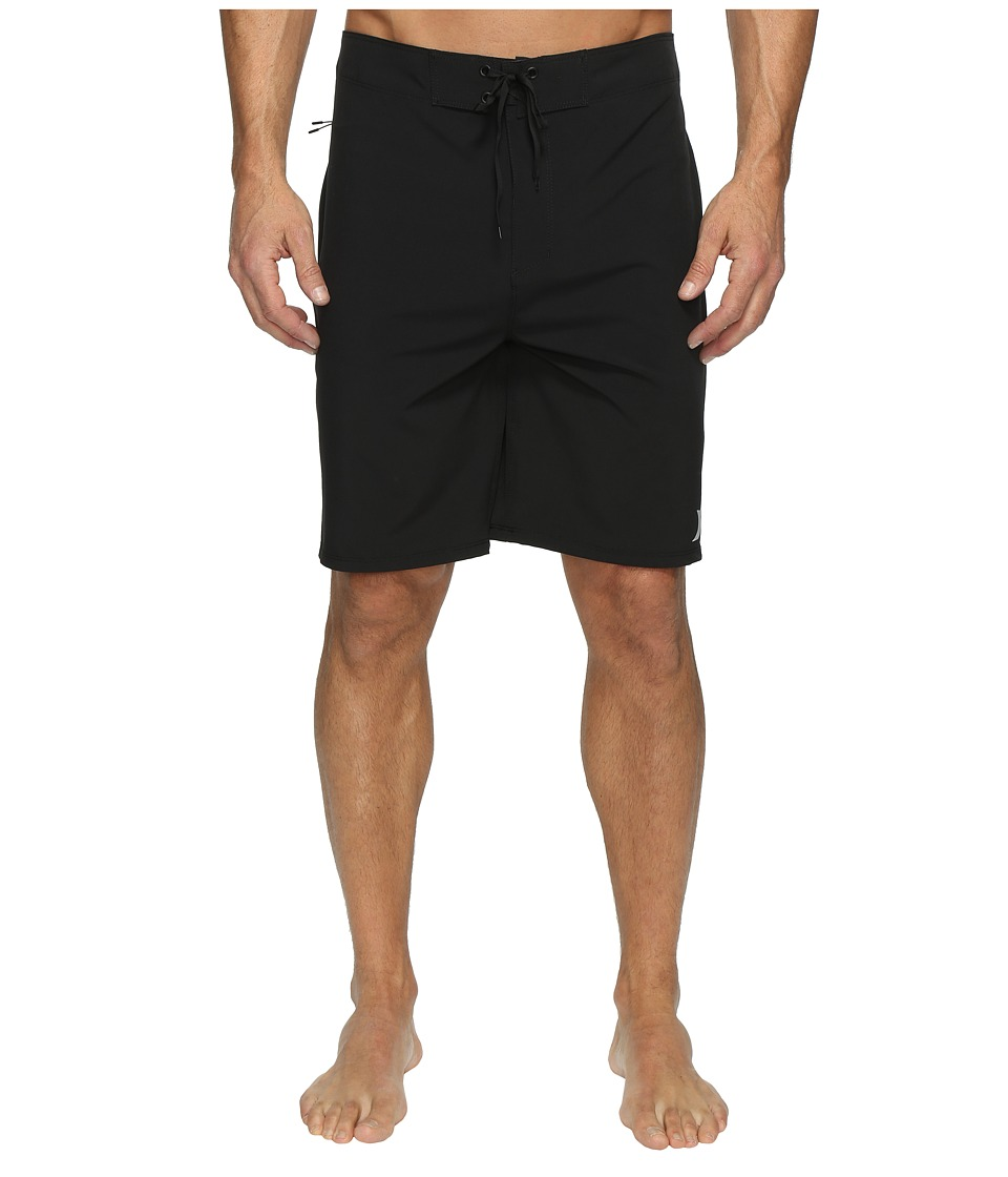 Hurley - Phantom JJF 3 20 Boardshorts (Black) Men's Swimwear