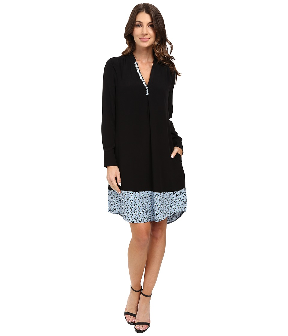 Hatley - Shirtdress (Black) Women's Dress