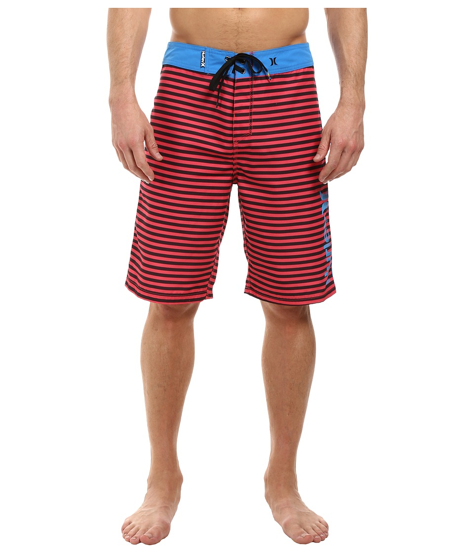 Hurley - Waldorf 19 Boardshorts (Ember Glow) Men's Swimwear