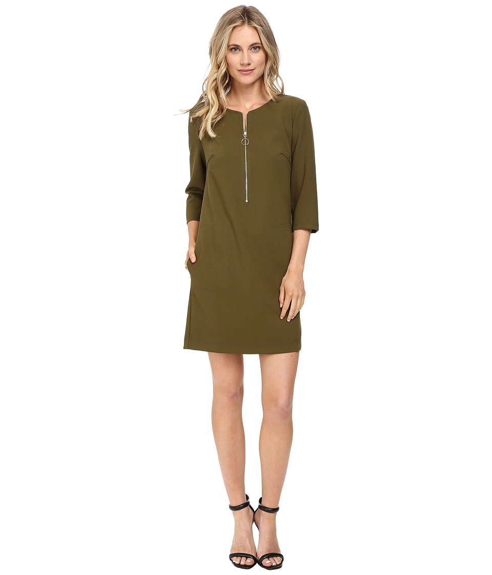 Trina Turk - Versed Dress (Loden) Women's Dress