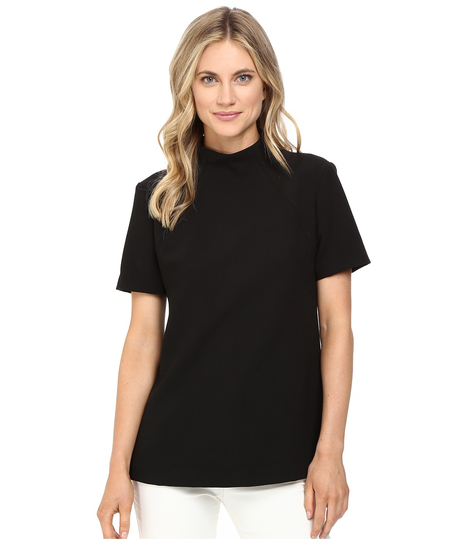 Trina Turk - Stunning Top (Black) Women's Clothing