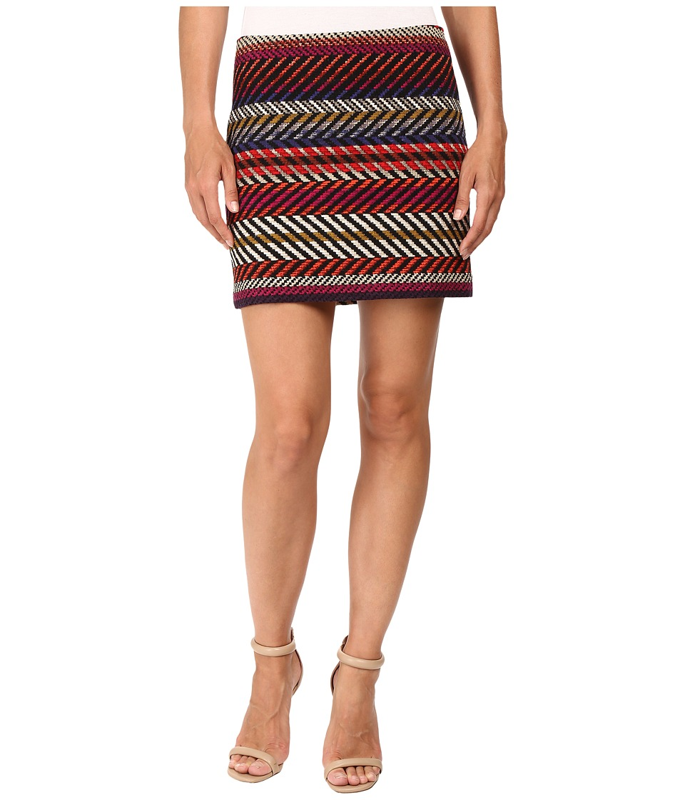 Trina Turk - Rico Mini Skirt (Multi) Women's Skirt