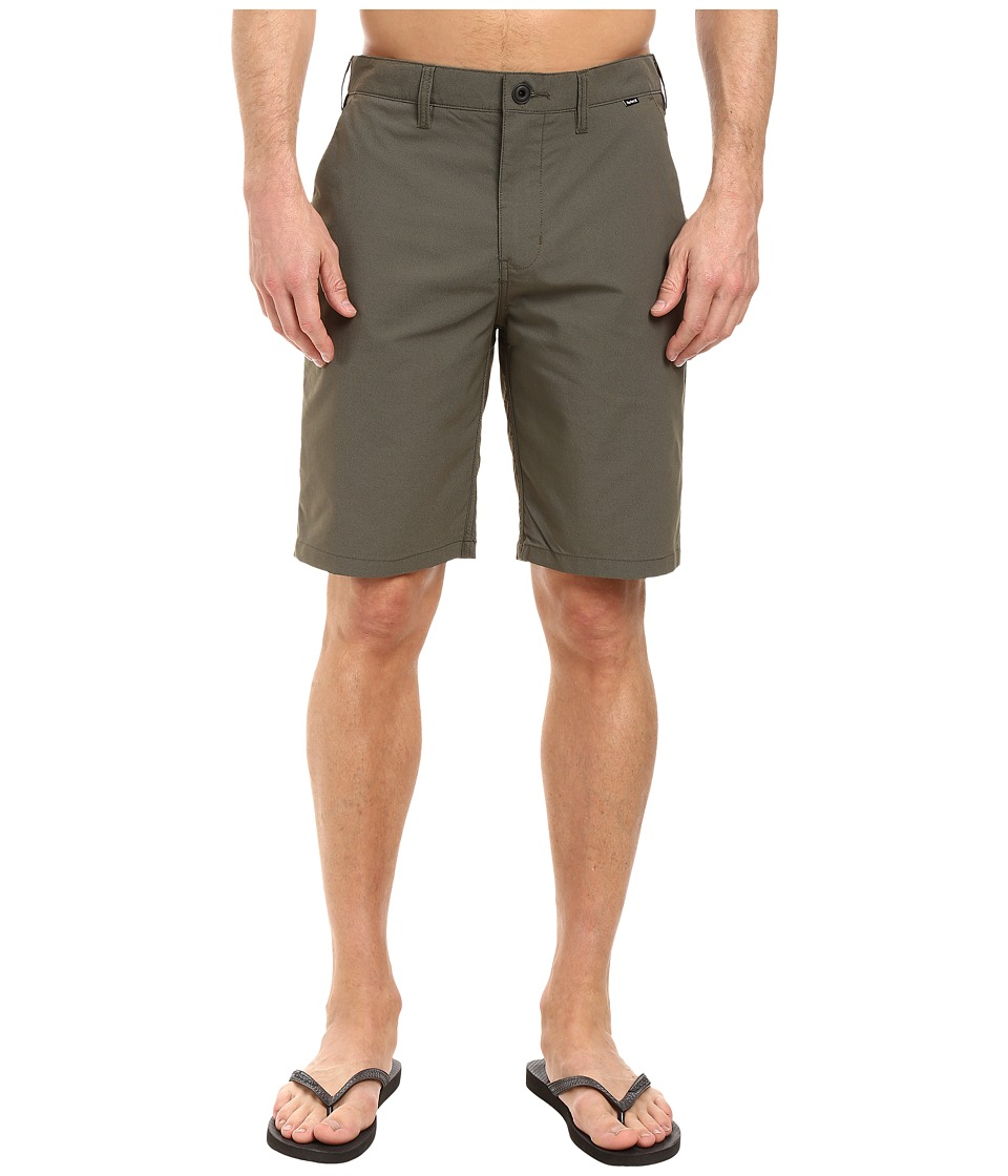 Hurley - Dri-FIT Chino Walkshort (Cargo Khaki) Men's Shorts