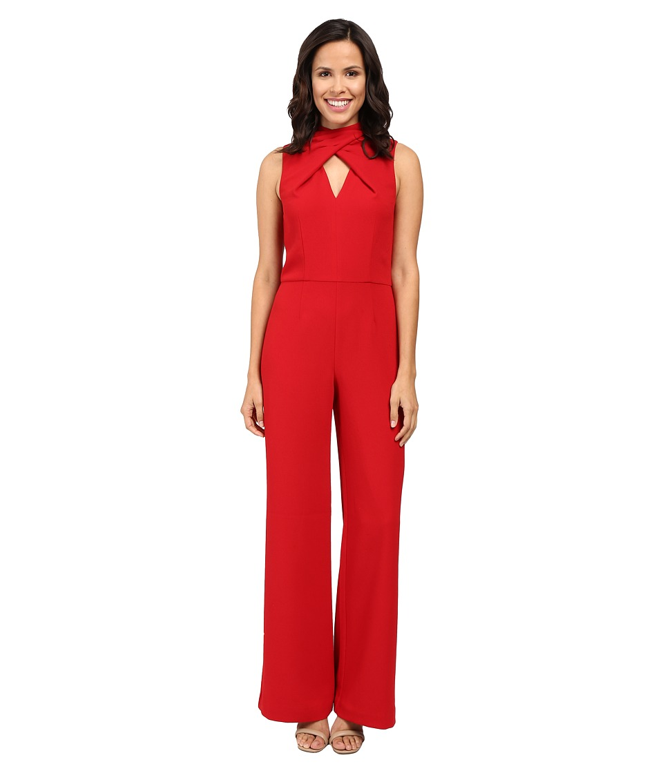 Trina Turk - Contessa Jumpsuit (Ruby Rose) Women's Jumpsuit & Rompers One Piece