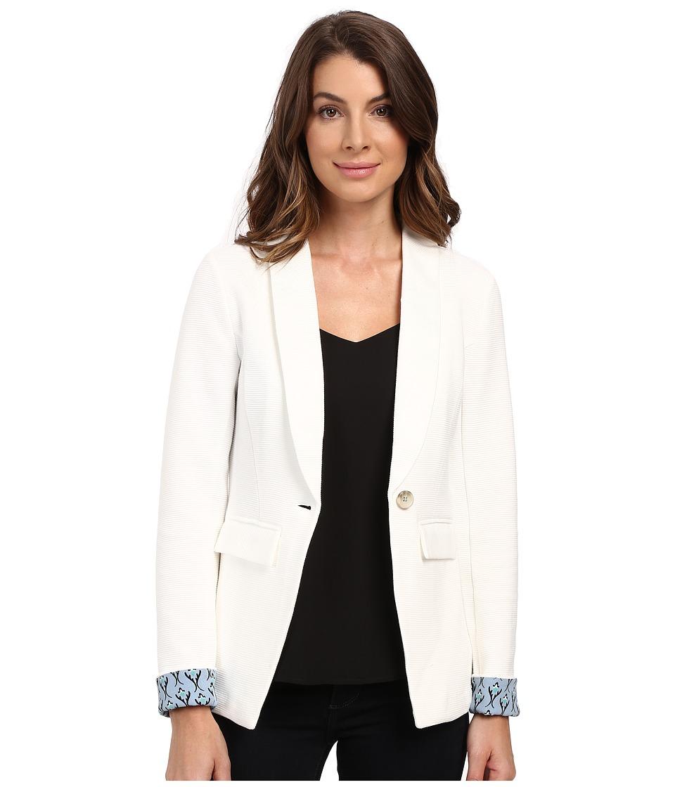Hatley - Equestrian Blazer (Cream) Women's Jacket
