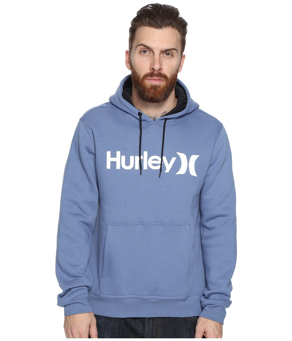 Hurley - Surf Club One Only Pullover (Ocean Fog) Men's Clothing