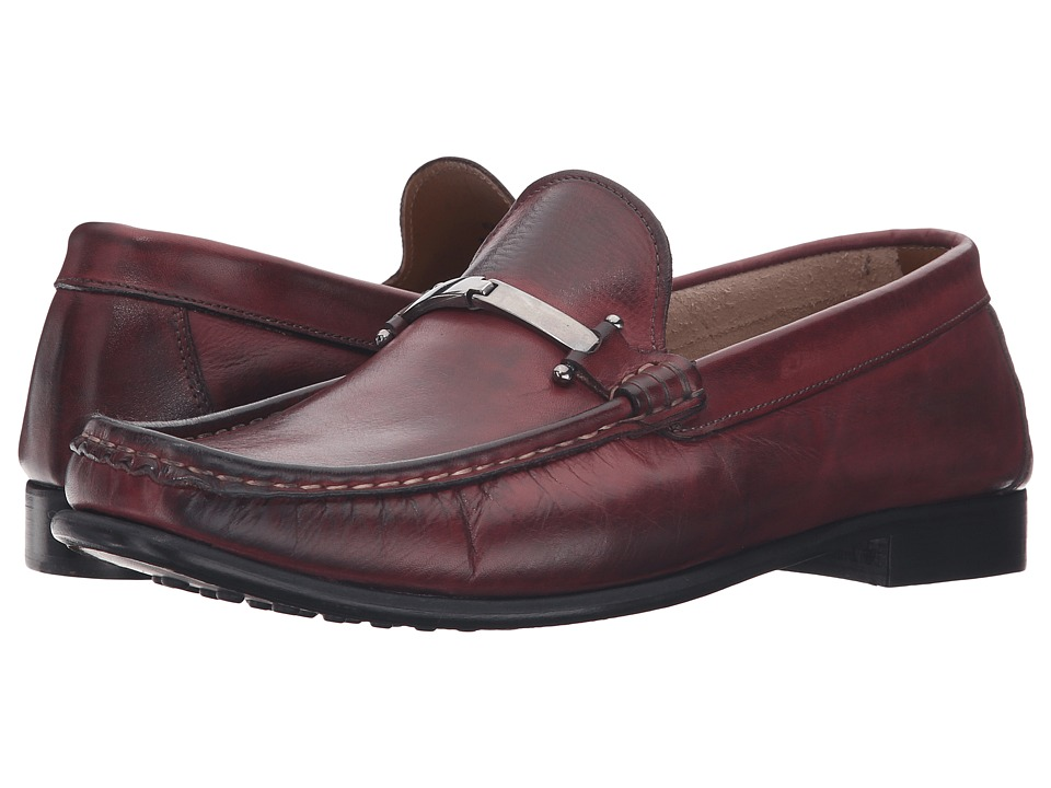 Kenneth Cole New York - Zone in A (Bordeaux) Men's Slip on Shoes