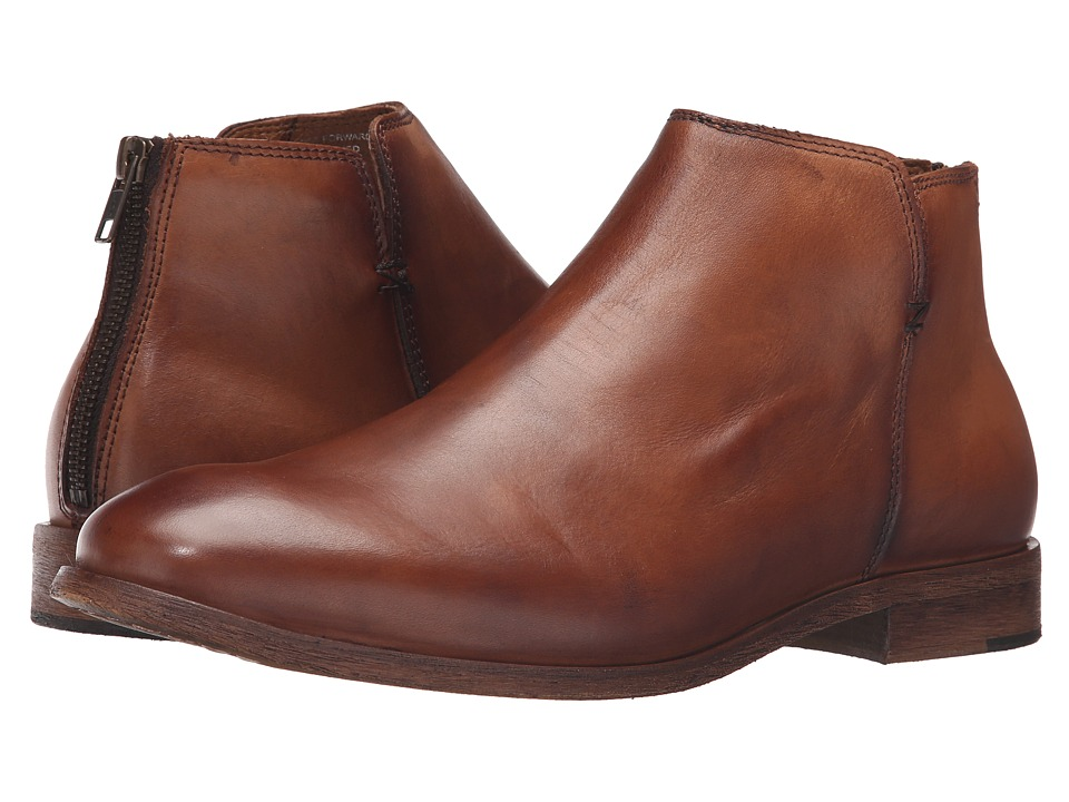 Kenneth Cole New York - Best Foot Forward (Camel) Men's Zip Boots