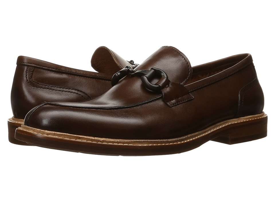 Kenneth Cole New York - Bud-Dy List (Brown) Men's Slip on Shoes
