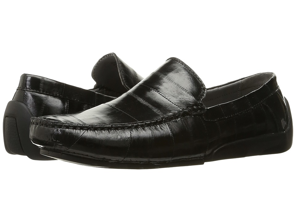 Kenneth Cole New York - Sunday Fun-Day (Black) Men's Slip on Shoes
